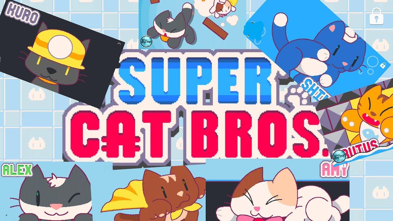 Supercat Games