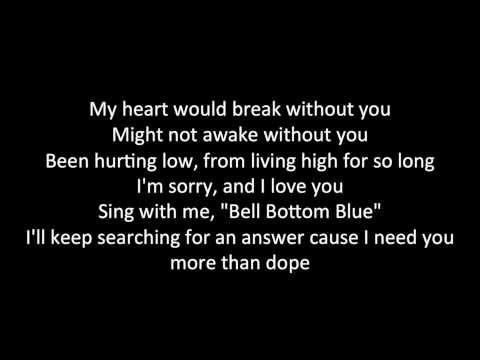 Lady Gaga -Dope Lyrics