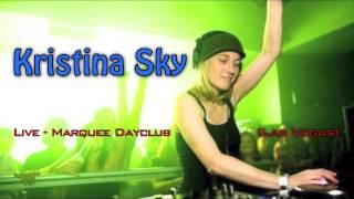 Kristina Sky - Live - Marquee Dayclub (Las Vegas) 2013