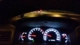 Corolla 120 Шум при езде 3