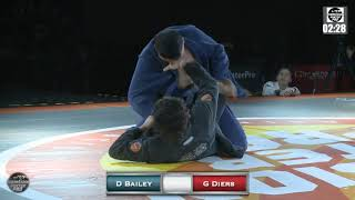 Submission Hunter Pro 62 Dominic Bailey vs Grayson Diers