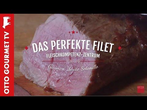 Iberico Solomillo - Schweinefilet Perfekt Braten