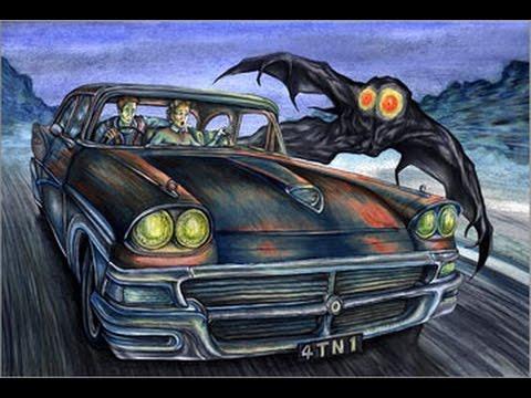 Resultado de imagen de el mito de mothman