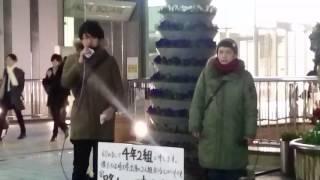 2017.2.11 静岡遠征路上ライブ.
