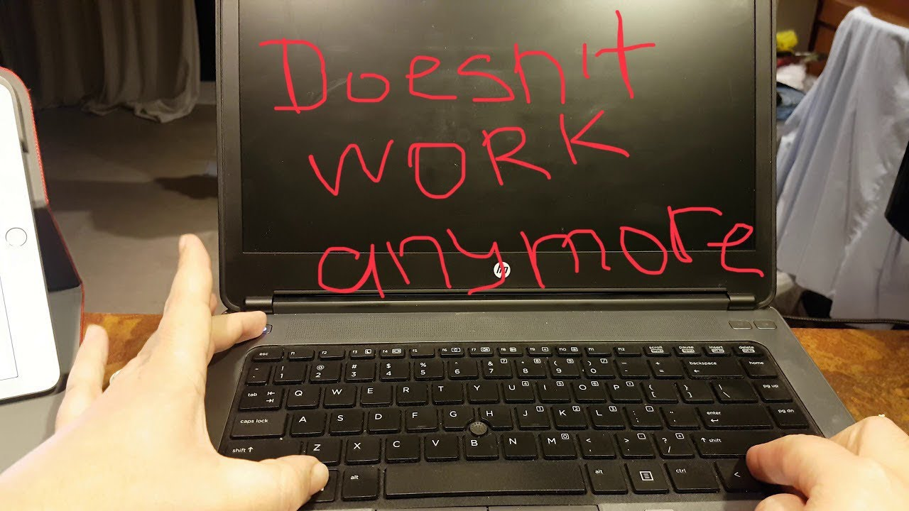 -=DOESN'T WORK ANYMORE=- Resetting BIOS password for HP business laptops