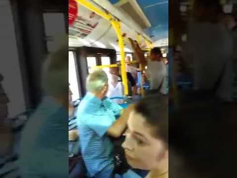 Lopovi u autobusu 18
