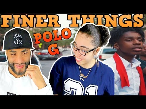 MY DAD REACTS TO  Polo G - Finer Things  REACTION