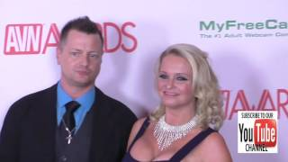 Video Maya Divine and Eric Masterson at the 2017 AVN Awards Nomination Party at Avalon Nightclub in Hollyw download MP3, 3GP, MP4, WEBM, AVI, FLV September 2017