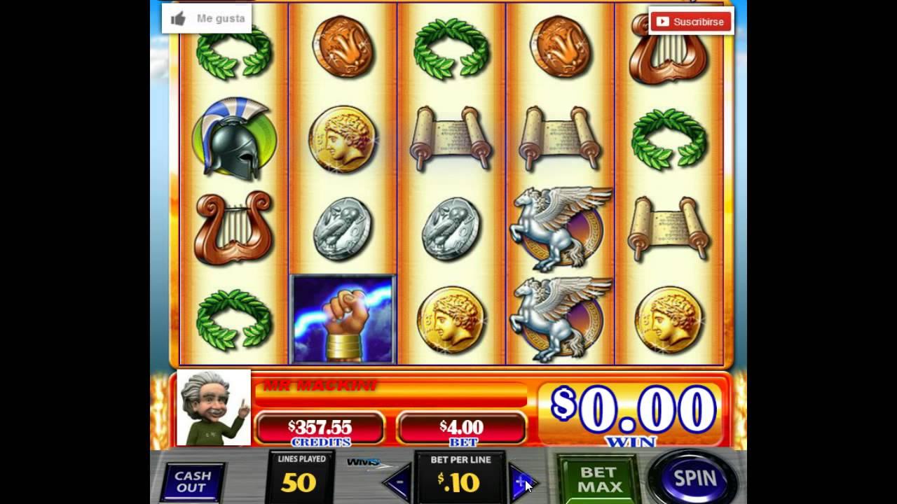 juego de casino gratis zeus 11