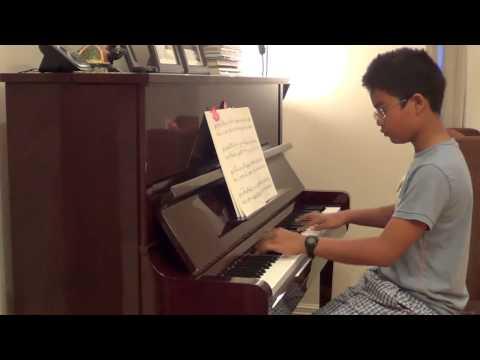 Wistful Prelude - Geoffrey Russell Smith by Raynor Baruna