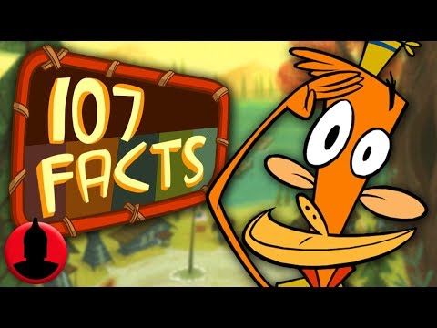 107 Camp Lazlo Facts YOU Should Know! (107 Facts S7 E11) | Channel Frederator