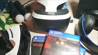 СТОИТ ЛИ ПОКУПАТЬ PLAYSTATION VR (PS VR + PS 4 PRO)