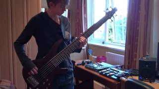 In The Name of God - Dream Theater (Bass Cover)