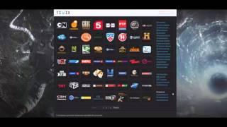 Как смотреть ТВ каналы: России,Украины,Белоруссии и США