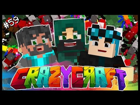 Crazy Craft Popularmmos And Jen Ep