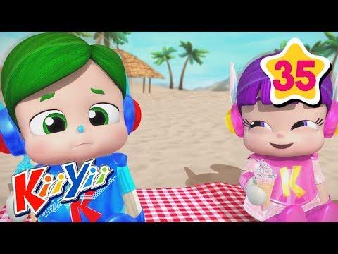 4-seasons-|-abcs-and-123s-|-by-kiiyii-|-nursery-rhymes-&-kids-songs