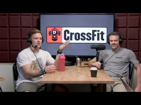 CrossFit Podcast Ep. 18.12: Noah Ohlsen