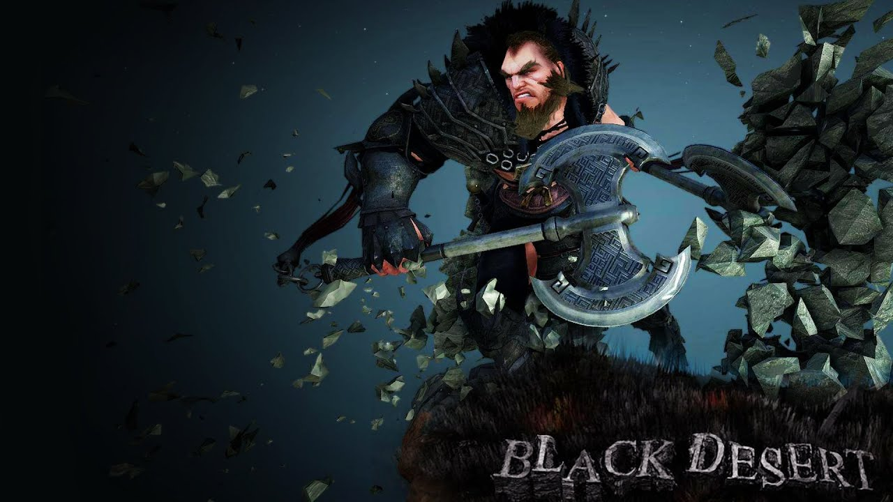 black desert youtube