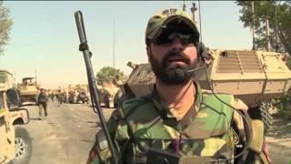 استمرار المعارك بين القوات الأفغانية وطالبان في قندوز