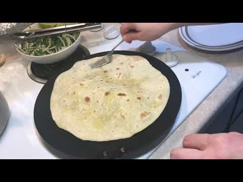 How To Make Chicken Roll چکن رول