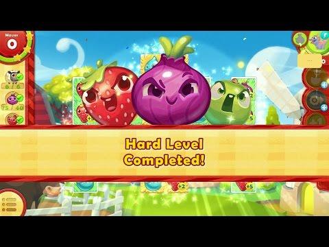 Farm Heroes Saga Android Gameplay #33
