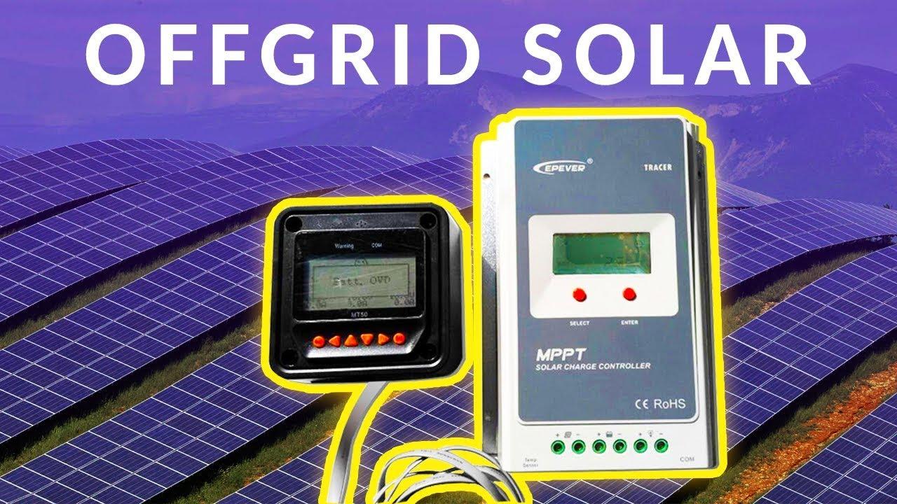 Best Solar Charge Controller for Vanlife (PWM vs MPPT)