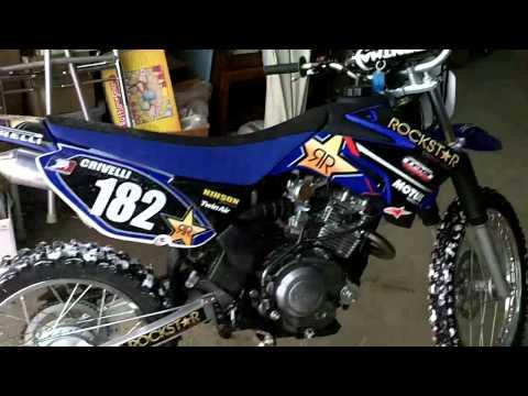 Yamaha TTR 125 fmf Powercore 4 Exhaust