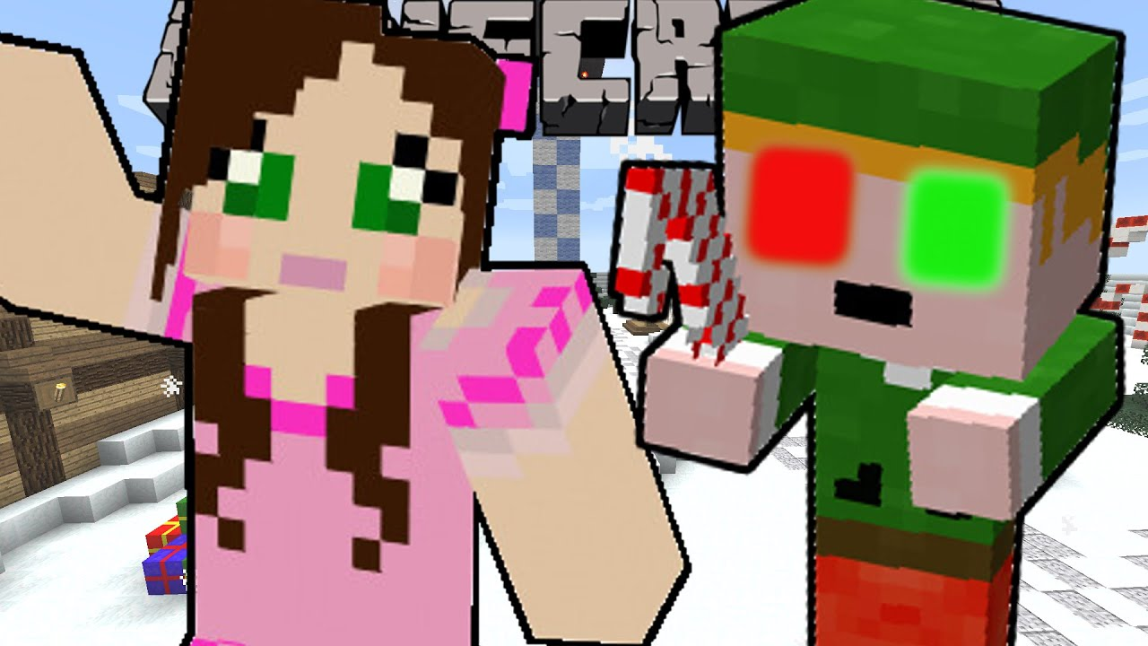 Minecraft: ELF TROUBLE (SAVE CHRISTMAS FROM CRAZY ELVES!) Mini ...