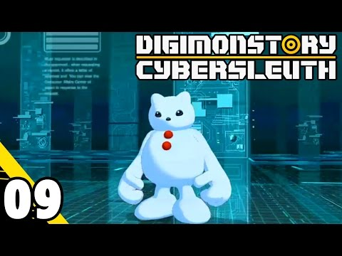 Digimon Story: Cyber Sleuth Part 9 Broadway AC! PS4 Gameplay Walkthrough
