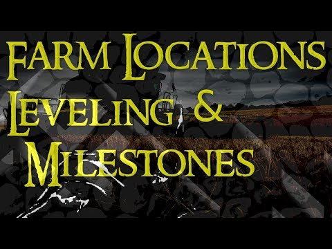 Path of Exile➥Farm Locations & Leveling Milestones