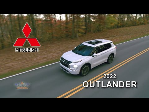 2022 Mitsubishi Outlander extended introduction