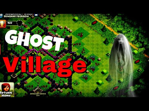Ghost Village Mystery in Clash of Clans | FIND OUT THE TRUTH || GaMe LoVeRS ||