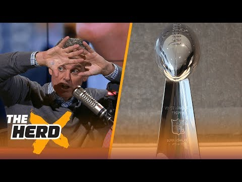 2017-18 NFL predictions from Colin Cowherd | THE HERD