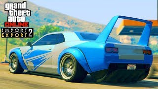 GTA 5 ONLINE NEW IMPORT/EXPORT PART 2 DLC IN MARCH 2018! NEW JAPANESE CARS & MORE (GTA 5 DLC LEAK)