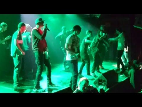 Money Boy - GUDG | AUF DIE HARTE TOUR | LIVE | München 29.01.2016