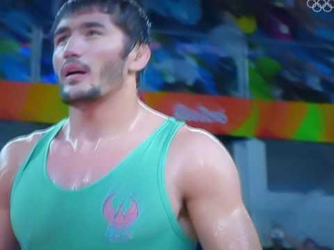 Olympic Wrestling Bronze Match controversy drama