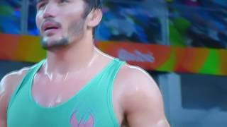 Olympic Wrestling Bronze Match controversy drama