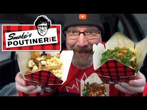 MUKBANG 먹방 | Korean BBQ Poutine, Butter Chicken & Tradit