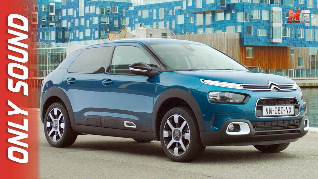 new citroen c4 cactus 2018 first test drive only sound youtube. Black Bedroom Furniture Sets. Home Design Ideas