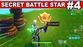Week 4 SECRET Battle Star Location Analysis from Loading Screen in Fortnite Season 6