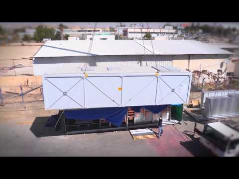 AFCON's Switchgear Mobile Container Manufacturing (English)