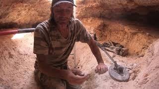 Underground Gold Prospecting Wedderburn