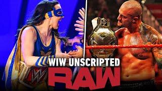 Wracamy Do Starej Jakości RAW: Wyniki/Omówienie RAW 26 Lipca - WIW Unscripted
