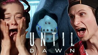 "Scared People Try Not To Die In ""Until Dawn"" • Ch. 2 Pt. 2"