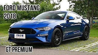 Ford Mustang 5.0L V8 GT Premium Review | Power Overwhelming 2018