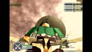 PLAYiNG ATTACK ON TiTAN iN THE ROBLOX || ROBLOX iNDONESiA