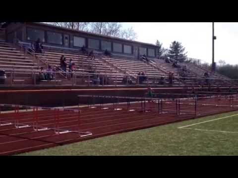 Federal Hocking Lancers Track Team at Nelsonville York High School April 22, 2014