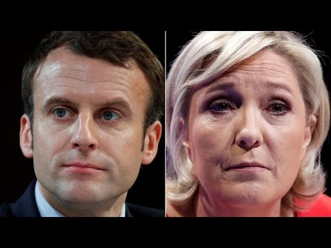 Macron, Le Pen qualify for 2nd round of France