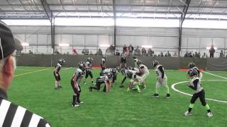 Youth Arena Football 8-9 Year Old 2013