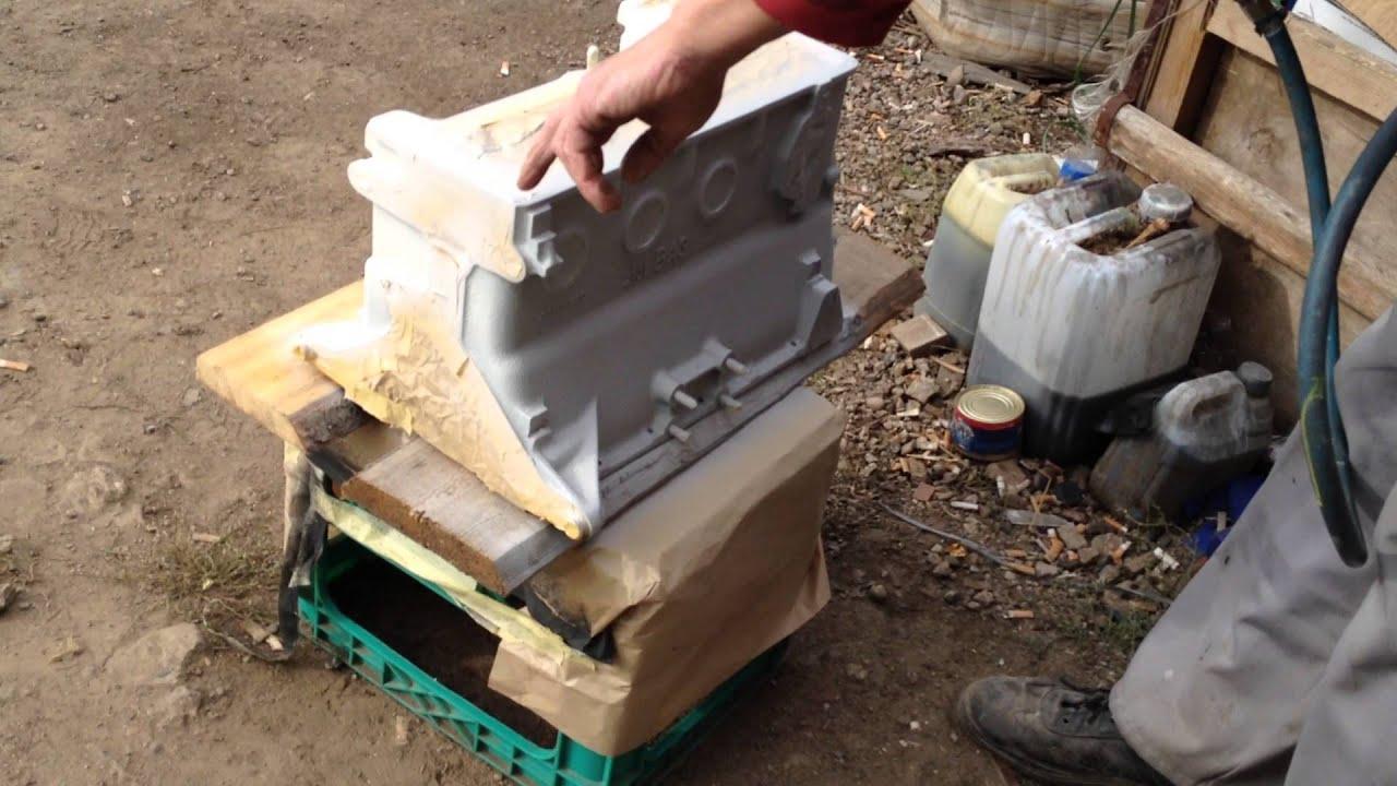 Замена 2 пробок не снимая двигателя ВАЗ 21083 - YouTube